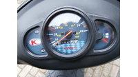 VERKOCHT.....Kymco Agility 12 inch 25 km/h