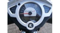 VERKOCHT....Peugeot Speedfight III blauw 25 km/h 2015