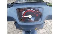 VERKOCHT....Peugeot Rapido 25 km/h zwart