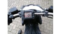 VERKOCHT.......Aerox R Naked Style 2014 zwart 45 km/h