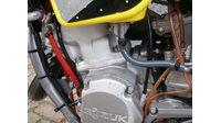 VERKOCHT.... Suzuki RM 125   2007