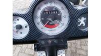 VERKOCHT...Peugeot Speedfight II R 25 km/h wit