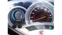 VERKOCHT...Kymco People S zwart 45 km/h