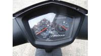 VERKOCHT...Peugeot Kisbee 25 km/h blauw 2014
