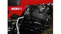 VERKOCHT....Honda XL 500 R