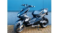 VERKOCHT.....Yamaha Aerox special