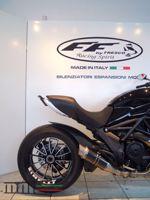 DucatiGP Uitlaat FF by Fresco  voor  Diavel