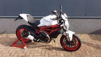 DucatiMonster 797 wit 2017  ( A2 geschikt )