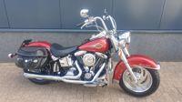 VERKOCHT....Harley Davidson Heritage Softail Classic FLSTC