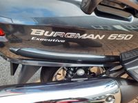 VERKOCHT.....Suzuki Burgman AN 650 ABS Executive