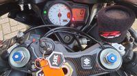 VERKOCHT......Suzuki GSX-R 750 Black beauty!!