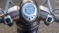 PeugeotDjango zwart/bruin 25 km/h 2017