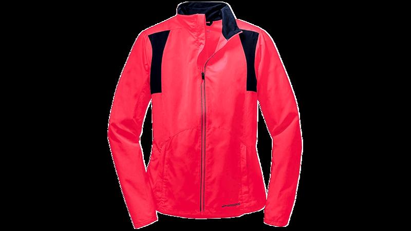 Nightlife Essential jacket III brite pink/midnight