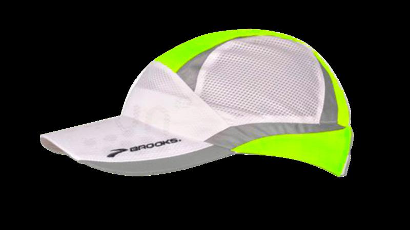 Brooks Mesh run cap [nightlife]