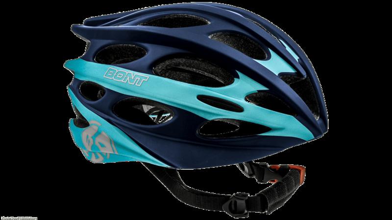 Bont Inline skate helmet matt darkblue/lightblue
