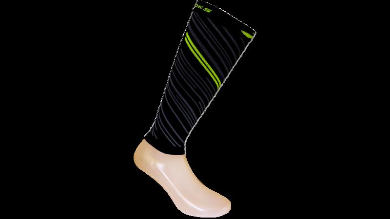 Brooks Unisex Fanatic Calfe sleeve [black/nightlife]