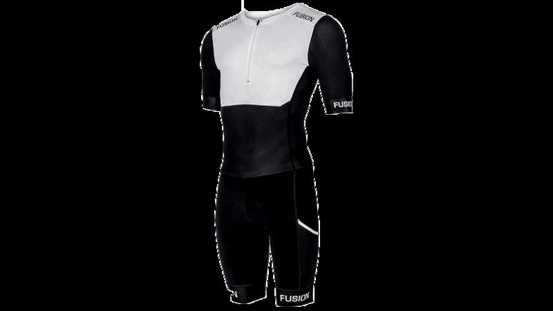 Speedsuit SLi white/black