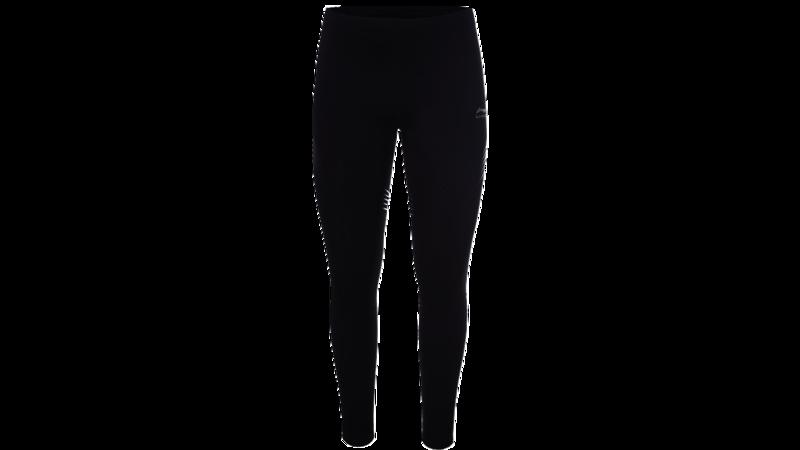 Men's running tights HANS [black]