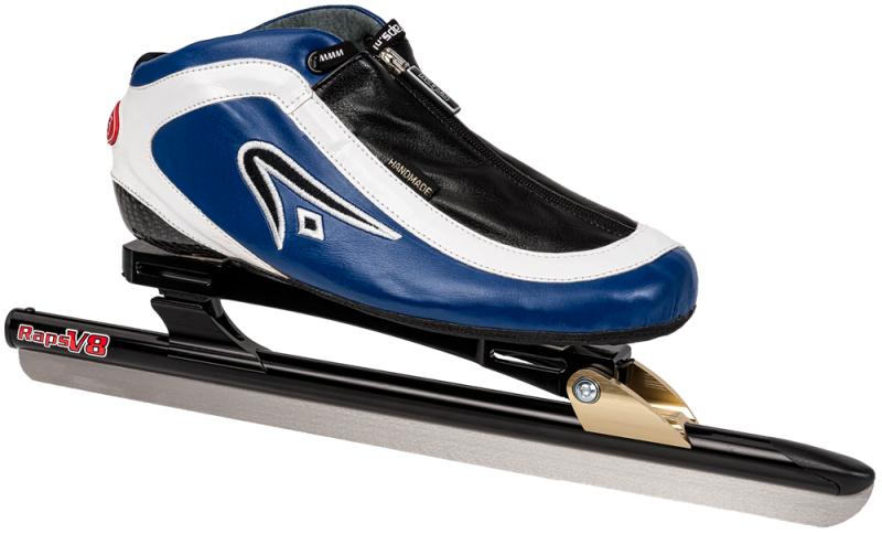 Raven Blauw met V8