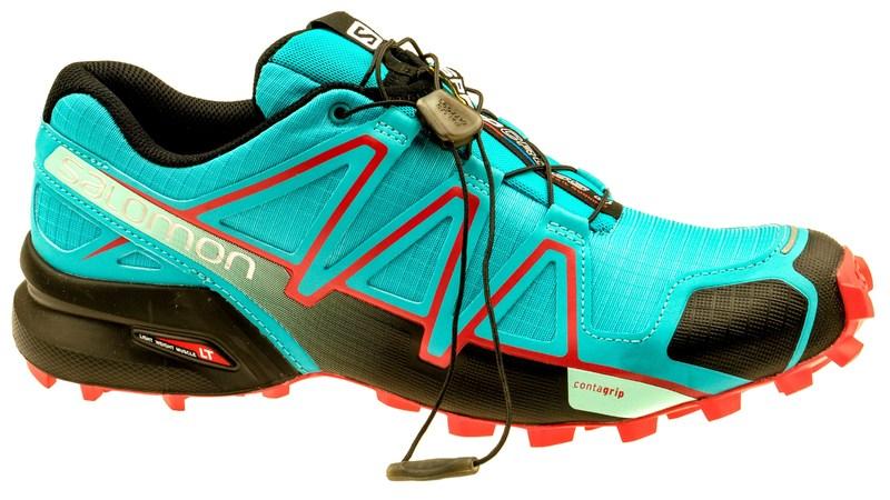 Speedcross 4 blue jay/black/infrared