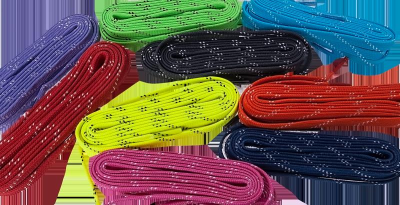 Gekleurde Wax Veters