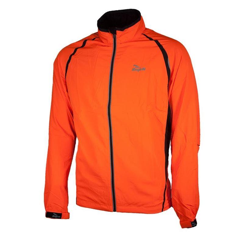 Rogelli Edmondo Running jack fluo oranje