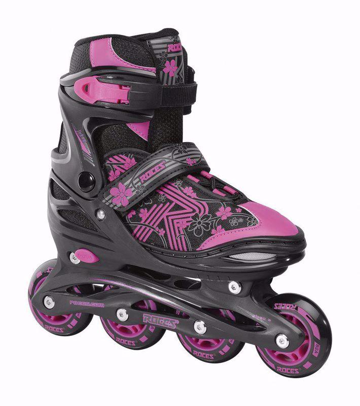 Roces Jokey 3.0 Girl Black/Pink