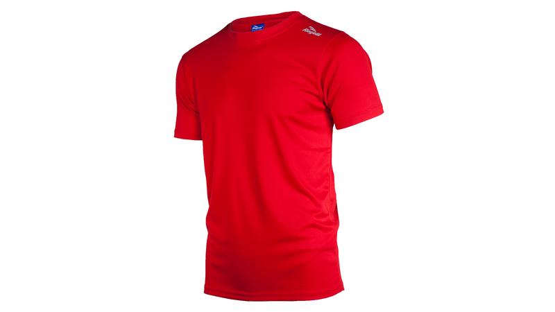 Rogelli Promo Running Shirt Rood