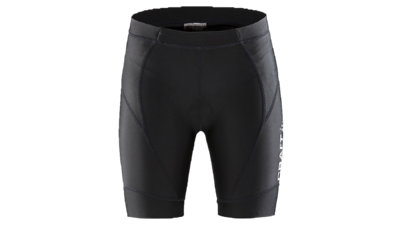 Junior bike shorts black