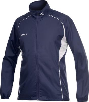 Craft T&F Wind Jacket Men Marine blauw