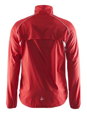 Craft T&F Wind Jacket Men Red