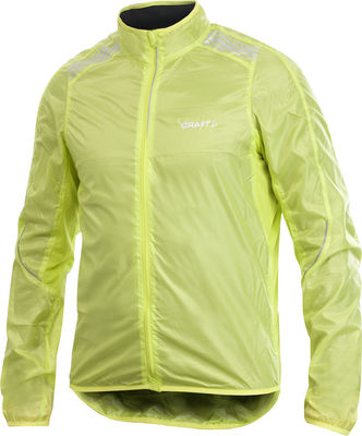 featherlight jacket Fluo