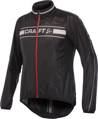 Performance featherlight jacket zwart