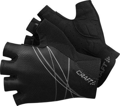 Performance bike glove zwart