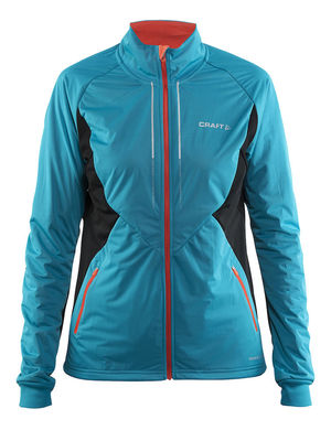 Storm jacket 2.0 Women Gale/black/Calypso