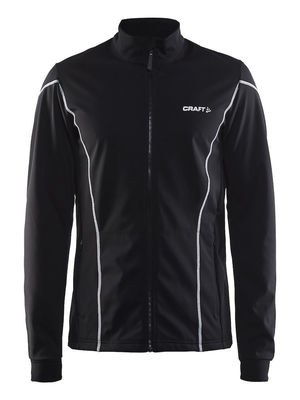 Force Jacket Heren Zwart