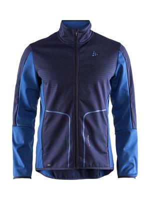 Sharp Softshell Jacket Men Maritime/Imperial