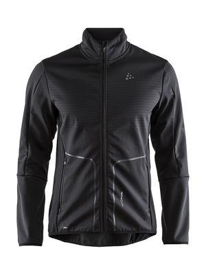 Sharp Softshell Jacket Men Black