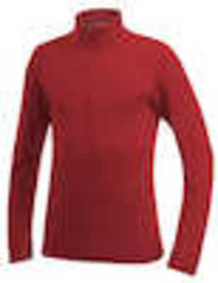Zip Pullover Bodymapping rood