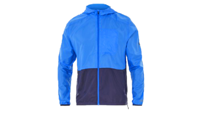 Men's packable jacket [race blue/peacoat]