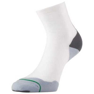Fusion Sock (anti-blaren) Wit Heren