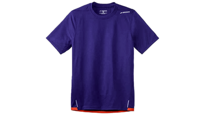 Men's Rev III short sleeve [indigo/satsuma]