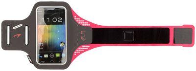 Smartphone Armband 21PO Grey/Fluor Pink