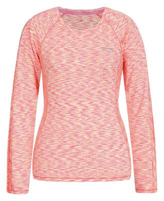Running top Sophie - roze/geel/oranje