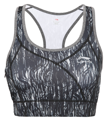 Summer Sport Bra Top Black Petrol