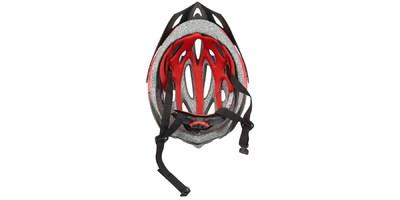Fiets Helm Zwart/blauw