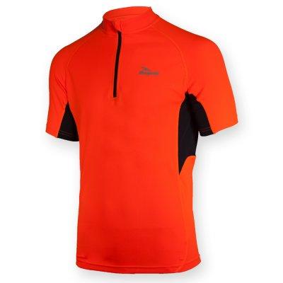 Redway Running T-shirt Heren Oranje
