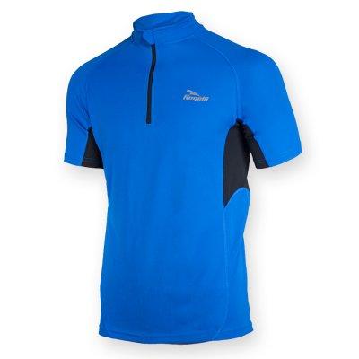 Redway Running T-shirt Heren Blauw