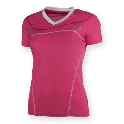 Miral Running T-shirt Dames Roze
