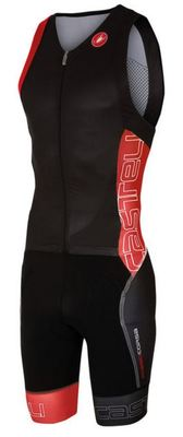 Sanremo Tri Suit Sleeveless Men Black